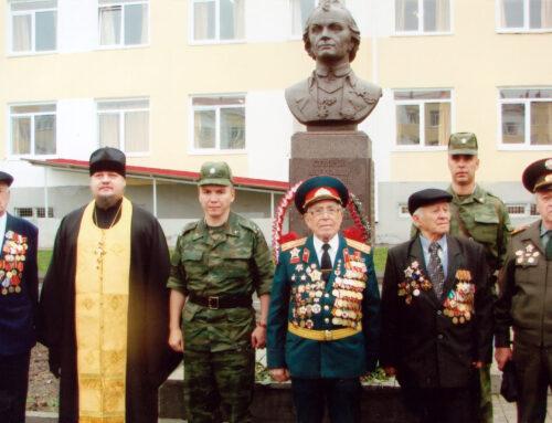 Открытие памятника А.В. Суворову г. Владикавказ