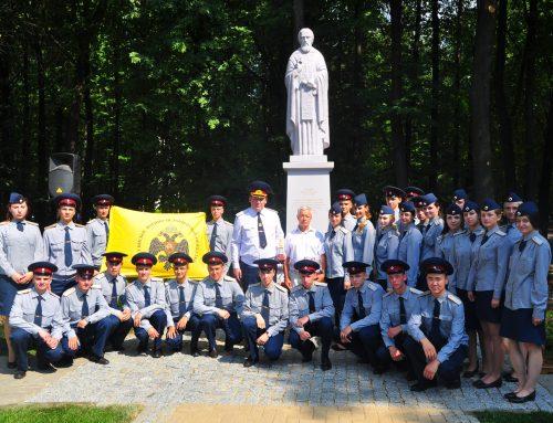 Открытие памятника преподобному Сергию Радонежскому, г. Рязань.